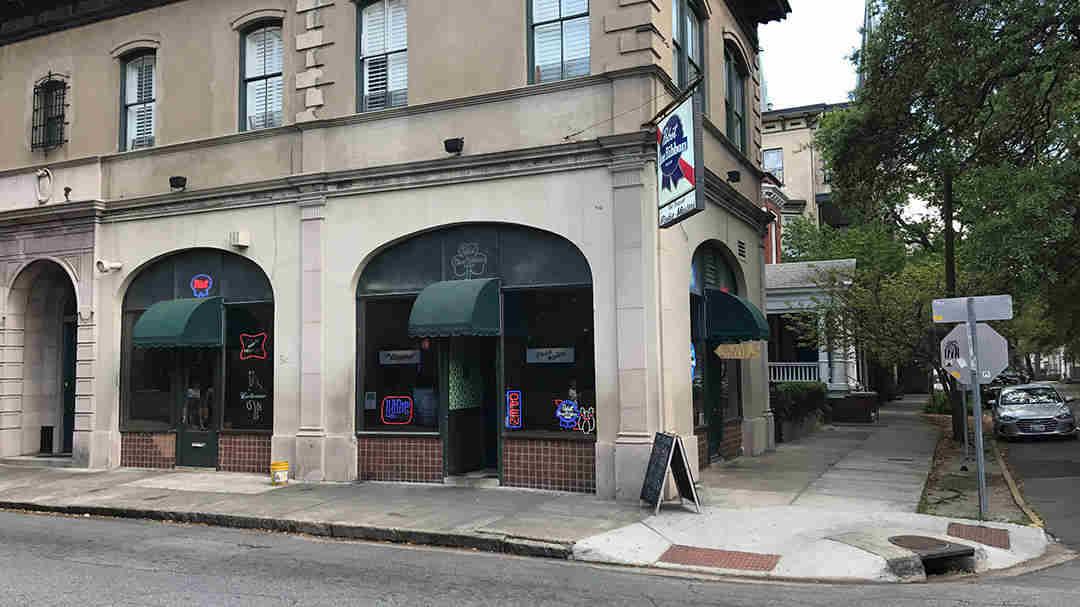 Bars in Savannah - The Savannah Party Bike