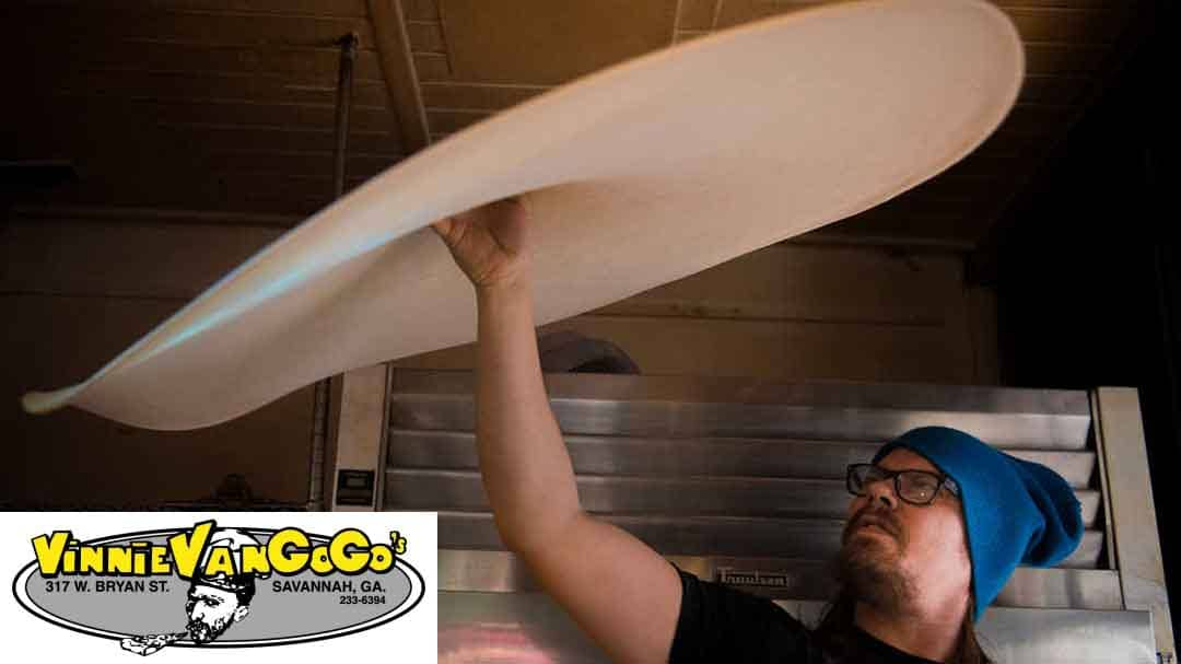 Best Pizza in Savannah - Pedal Pub Tours Savannah