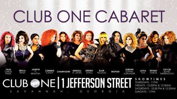 Club One - The Best Bach Party ideas in Savannah 2020
