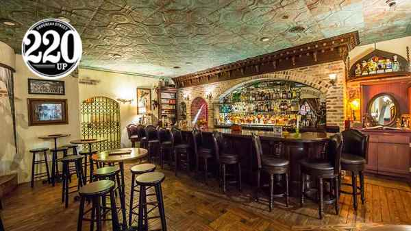 Congress Up Street - Speakeasy - Savannah's best bars