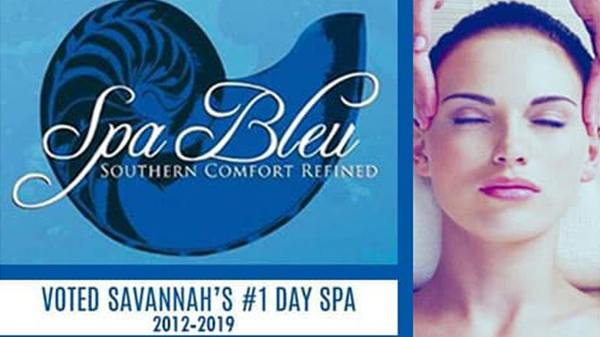 Spa Bleu - The best spa in Savannah Georgia - Tour Savannah
