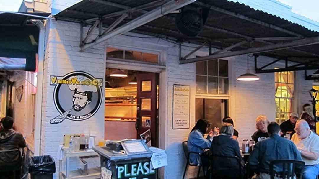 Where to get awesome Pizza in Savannah - Pedal Pub Tours Savannah