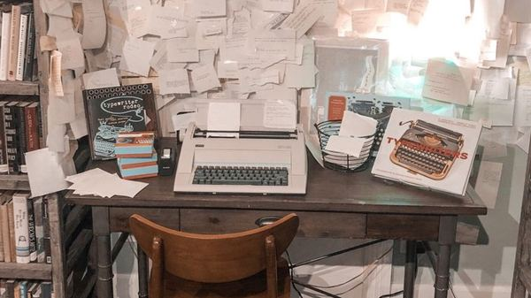 E Shavers - Bookstore Savannah