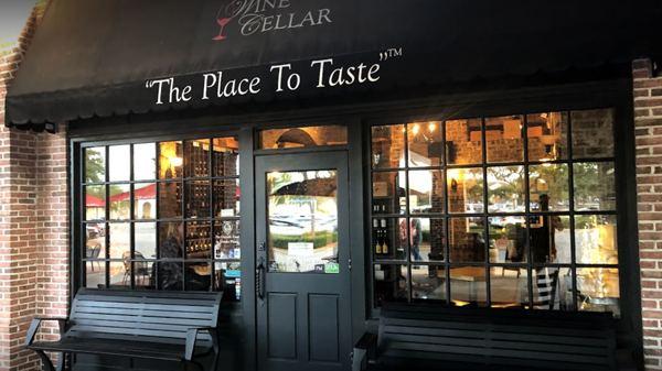 The Savannah Wine Cellar - Party Bike Tours Savannah