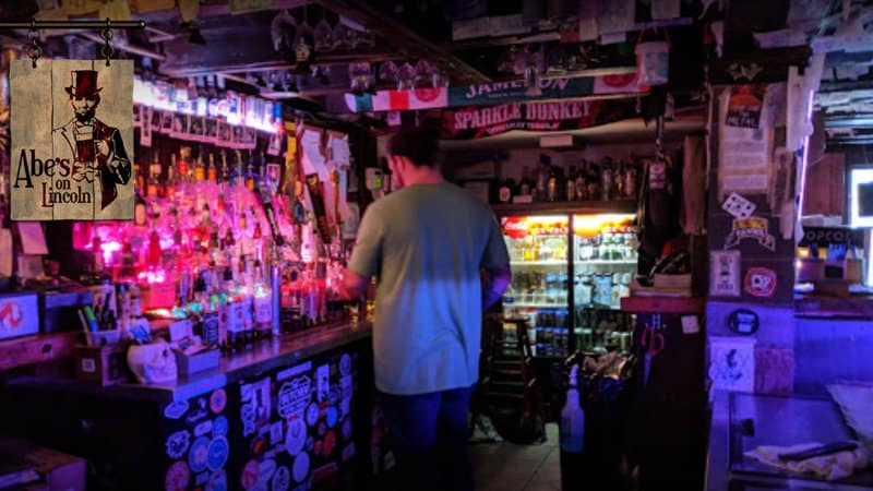 Abes on Lincoln - Dive bars with live music Savannah Ga