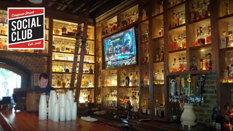 Best Drinks and Live Music in Savannah - Congress Social Club