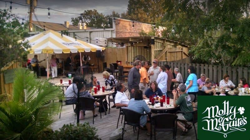 Best Live Music Places in Savannah - The Sip & Cycle