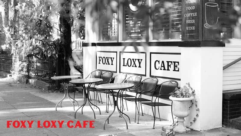 Foxy Loxy Cafe - Savannah Georgia