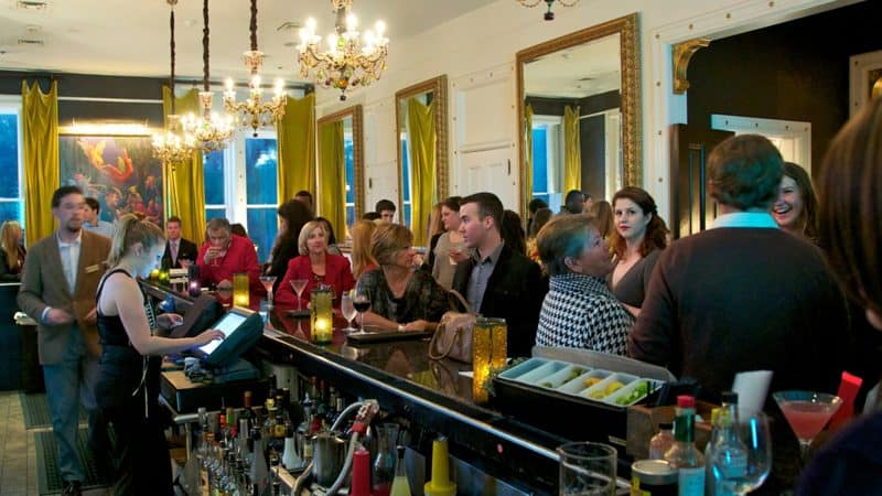 The top Best Bars in Savannah Ga - Casimirs Lounge