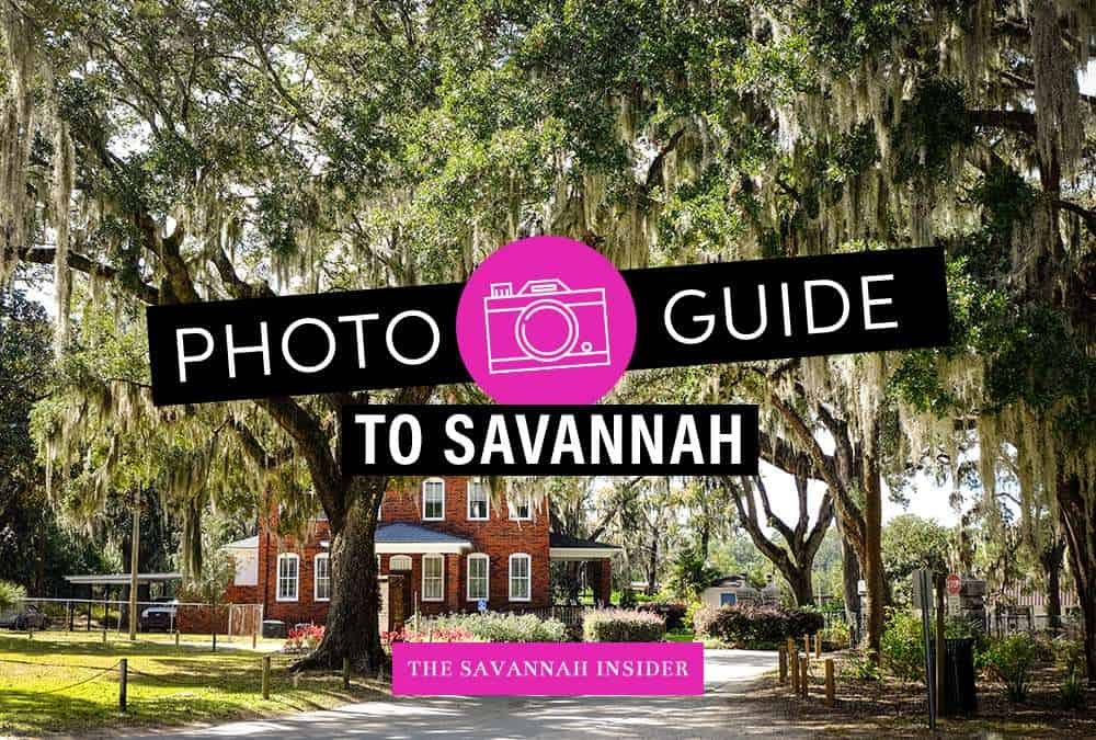 Photo Guide to Savannah - Savannah Bar Bike Tours