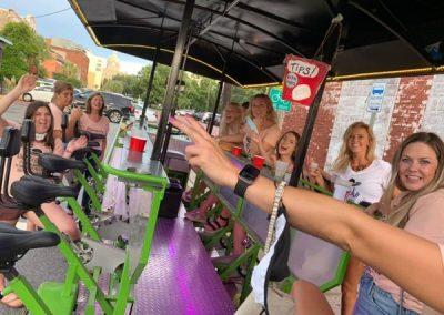 Pedal Bar Savannah