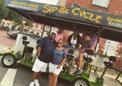 Pedal Taverns in Savannah