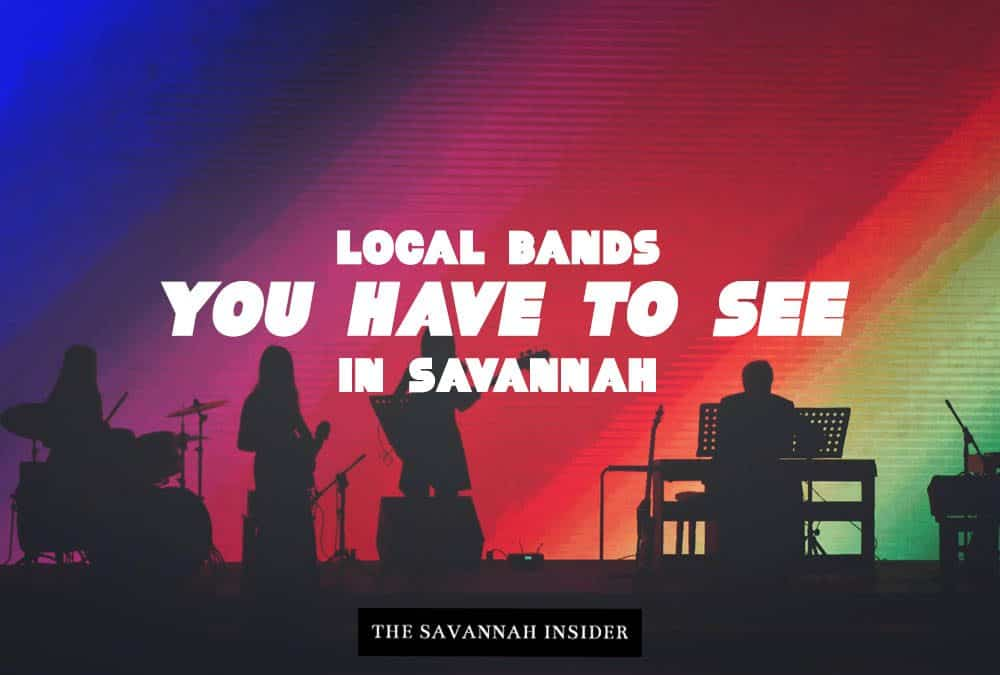 Local Bands You Have to See in Savannah - Sip & Cycle Tour 2