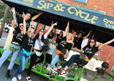 Bachelorette Party Bike