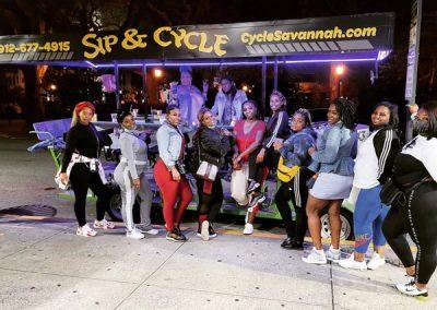 Bar Bike Savannah