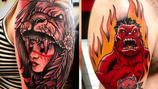 California Tattoo Company - Savannah