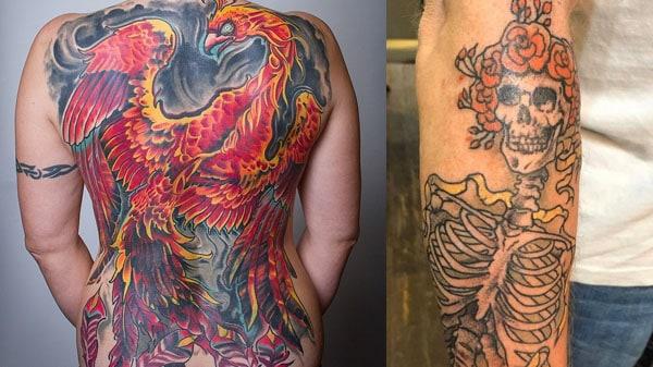 Full body tattoo savannah ga