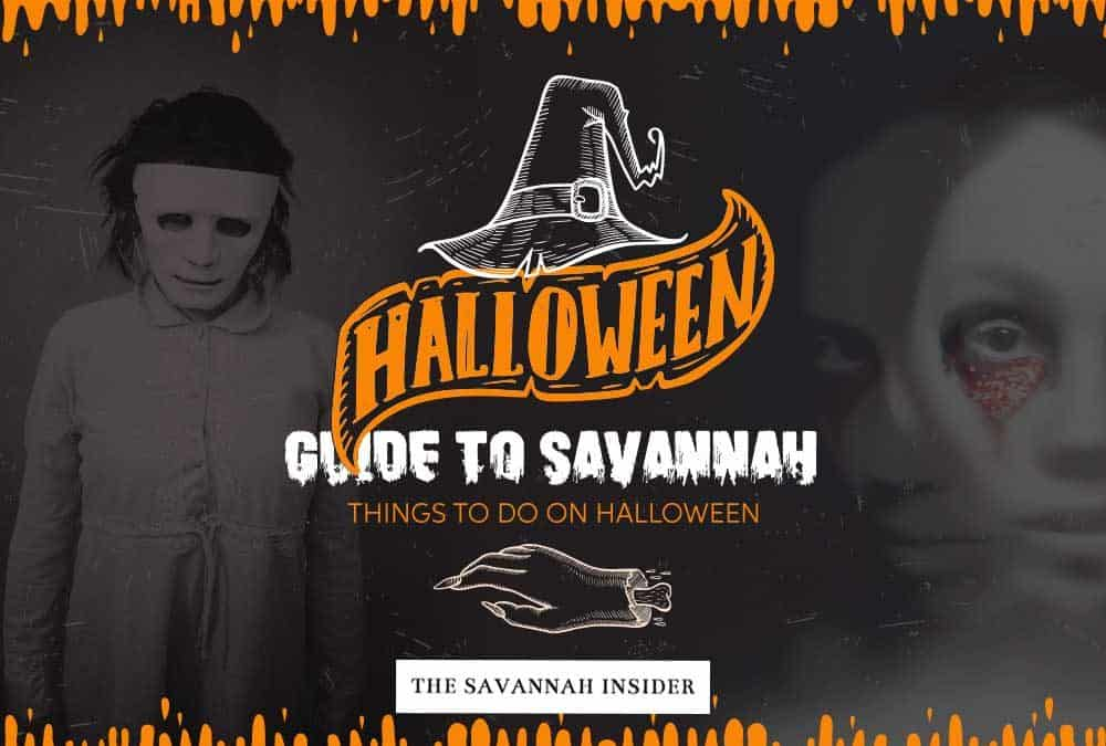 Things to do in Savannah on Halloween | October Guide