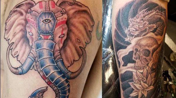 Stranded Tattoo Studio - Savannah Georgia