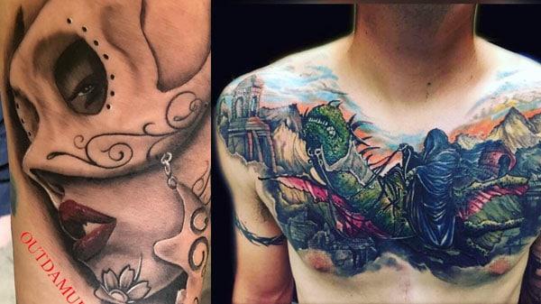 Tatlyfe Studios - Tattoo Shop in Savannah