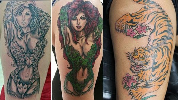Tattoo Fix - help in Savannah ga
