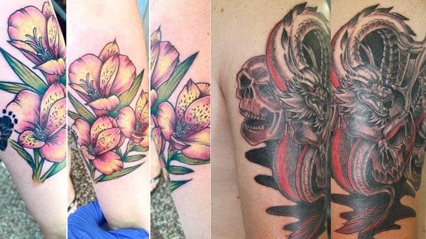 Twin Tiger Tattoo - Savannah Ga