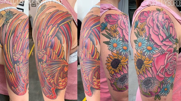 full color tattoo experts