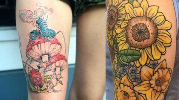 tattoo places in savannah