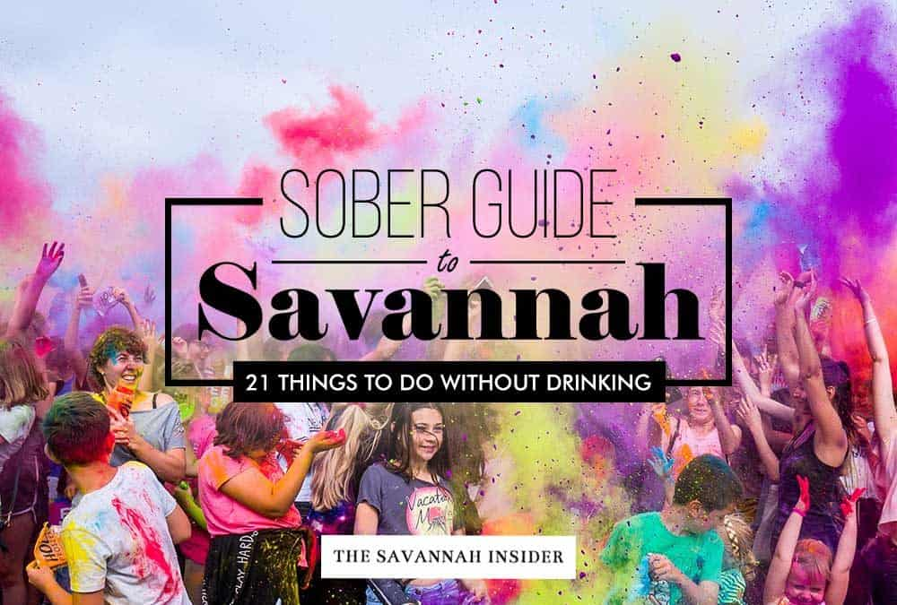21 Things to Do in Savannah - Without Drinking
