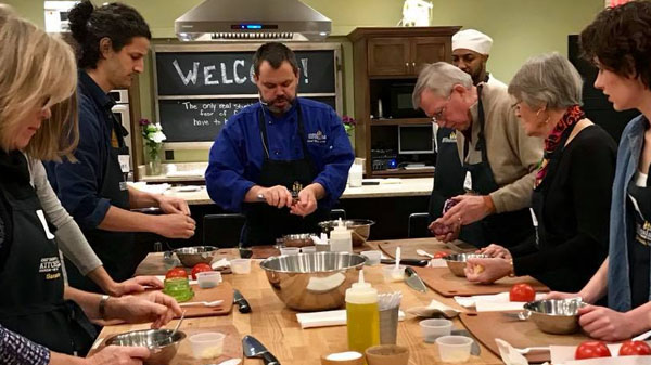 Chef Darins Classes in Savannah Ga