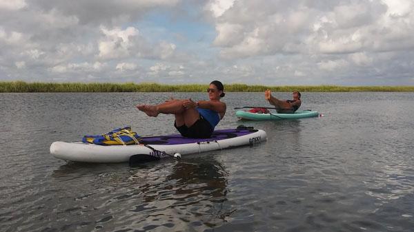 KTO Yoga Surf - Savannah 3