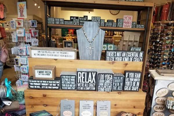 Gift Shops in Savannah