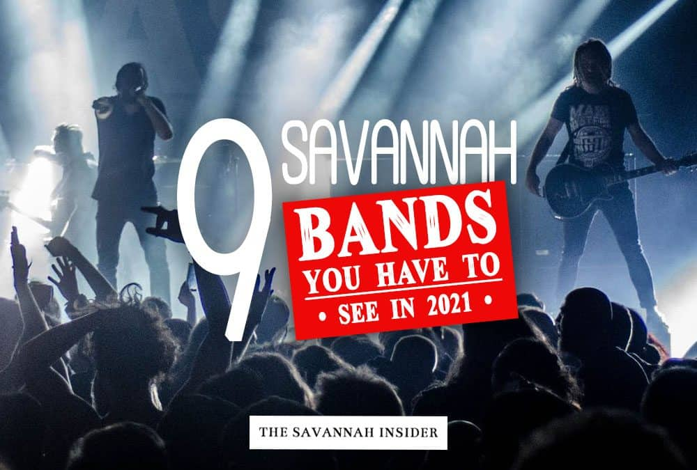 9 Savannah Bands You have to See in 2021 - Party Bike Savannah