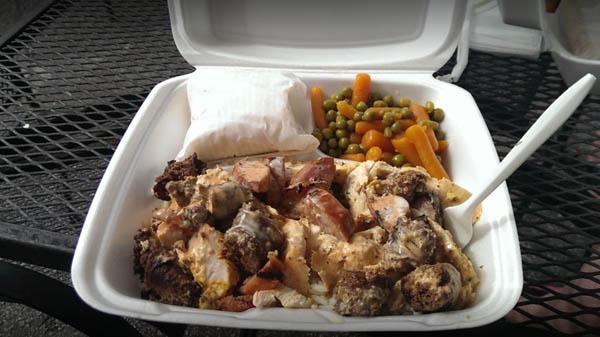Sausage meals in Savannah