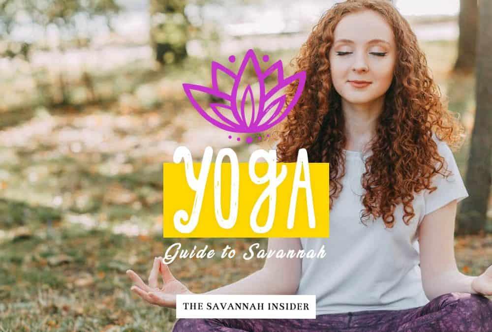 Best Yoga Places in Savannah - Yoga Guide