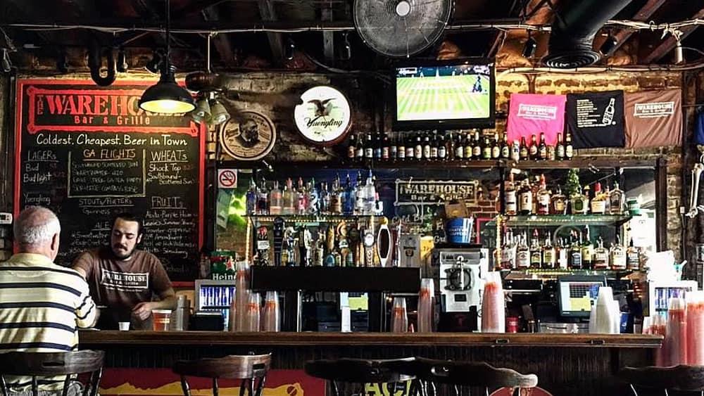 Best places to drink beer in Savannah