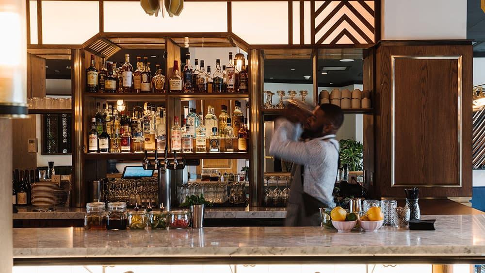 Fancy Bars in Savannah - The Trade Room