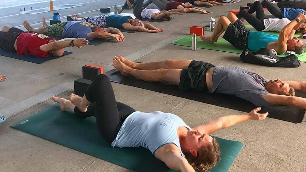 Group Yoga Classes Savannah