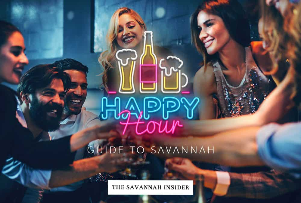 Happy Hour Guide To Savannah - Best Cheap Drinks & Great Food