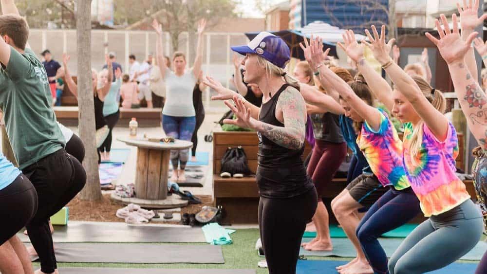 New yoga Now - Savannah