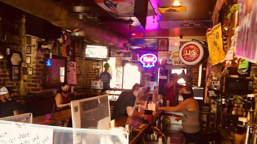 The Rail Pub - Savannah