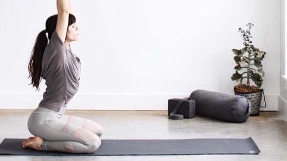 Thick Yoga Girl - Savannah