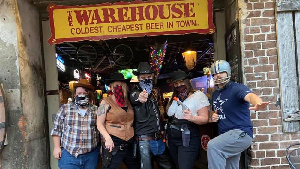 Warehouse Bar & Grille Savannah