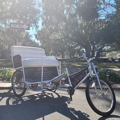 Hire A Pedicab in Savannah