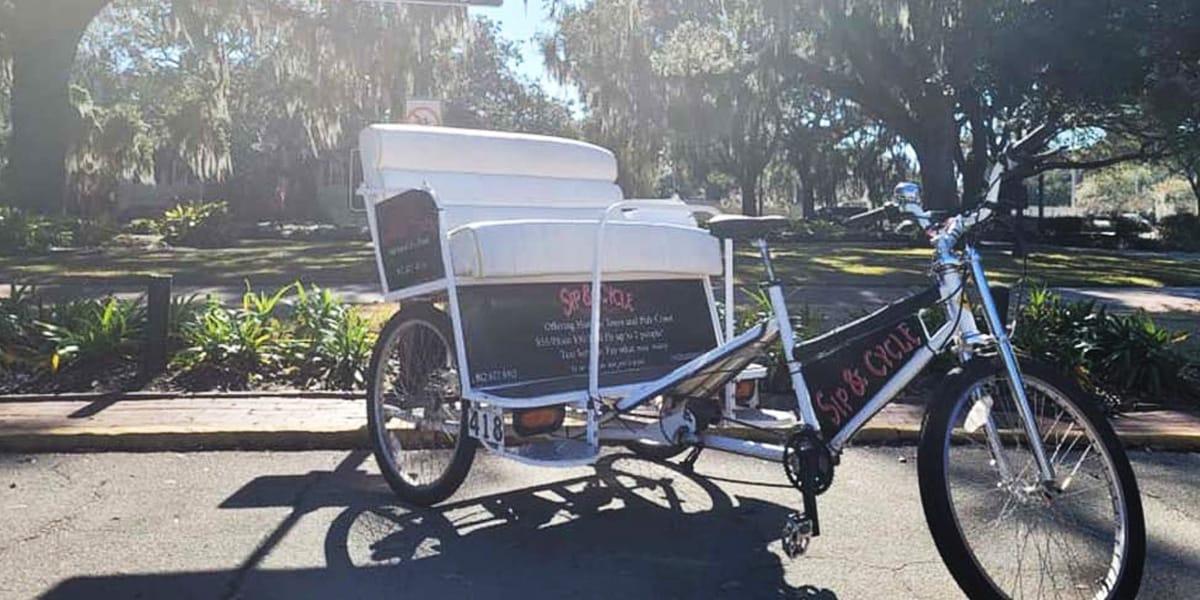 Hiring Pedicab Drivers in Savannah