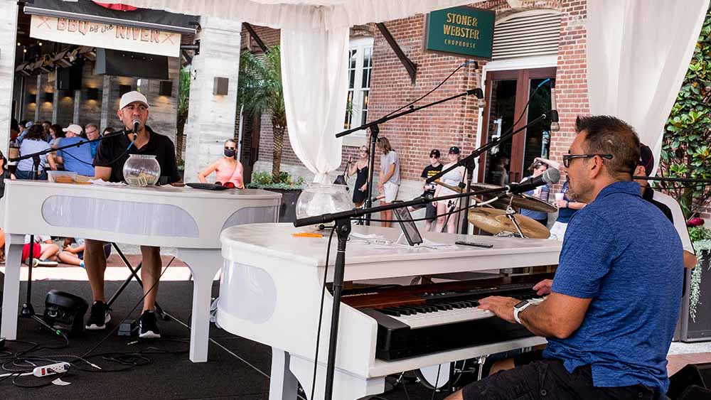 Free Concerts in Savannah Ga