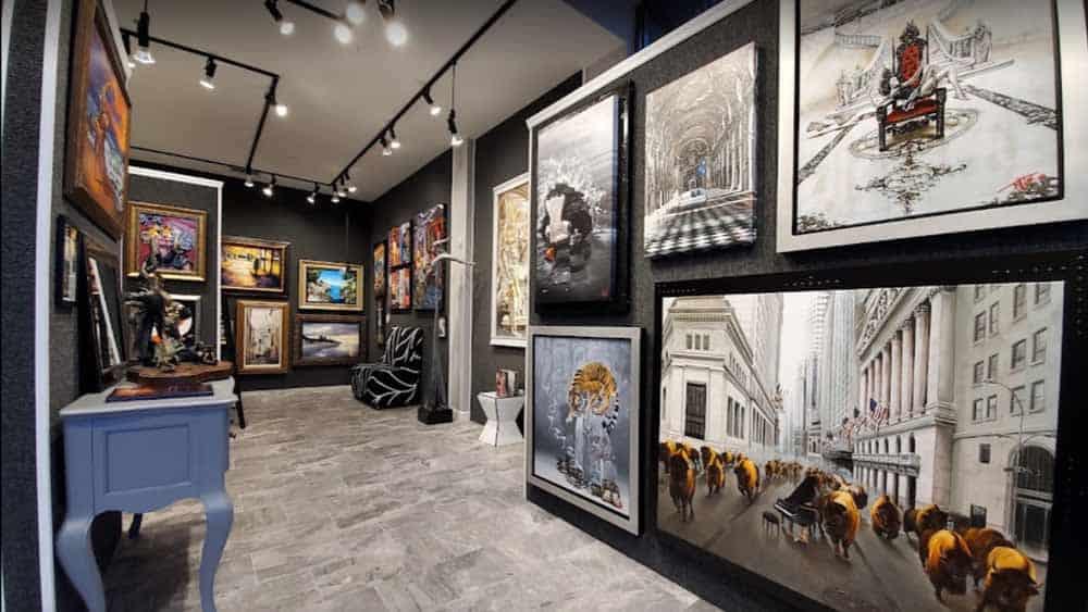 Savion Art Gallery Savannah