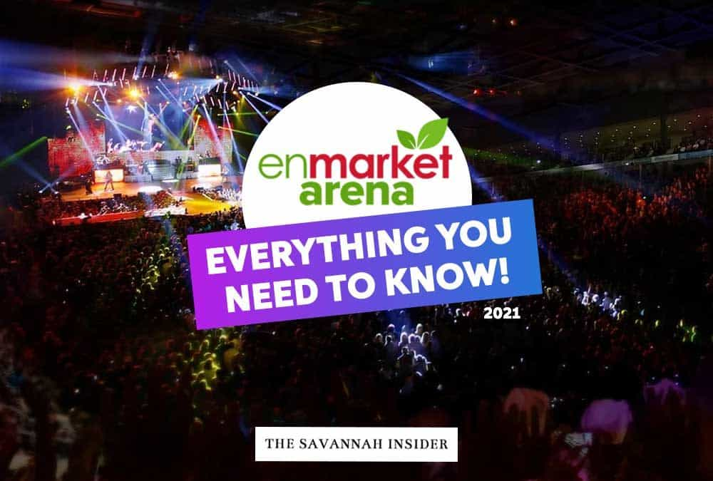 Enmarket Arena - The Best Savannah Arena - Everything You Need to Know